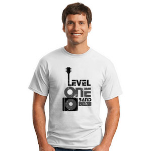 Level One Band Logo T-Shirt